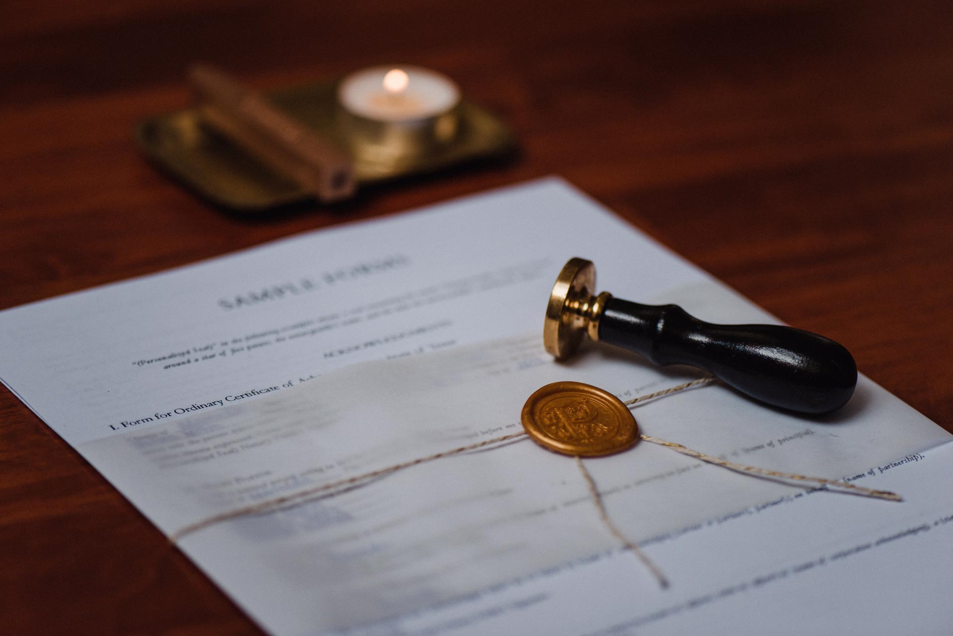 Denver Notary Services from MJ Notary Denver