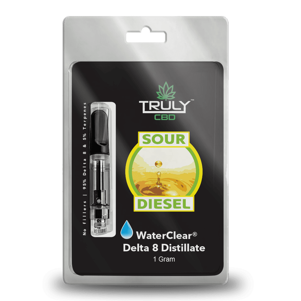Sour Diesel Delta 8 Cartridge