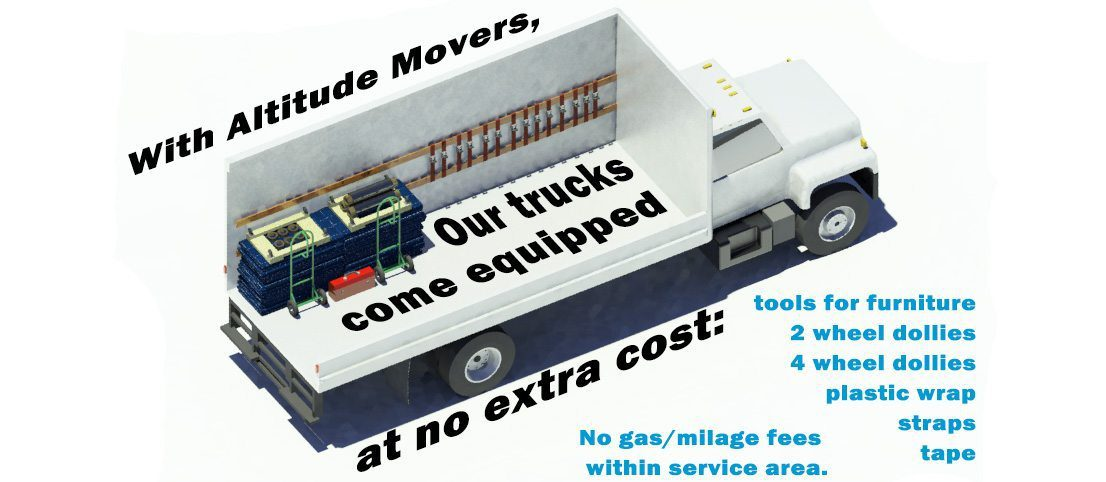 Equipped Moving Truck