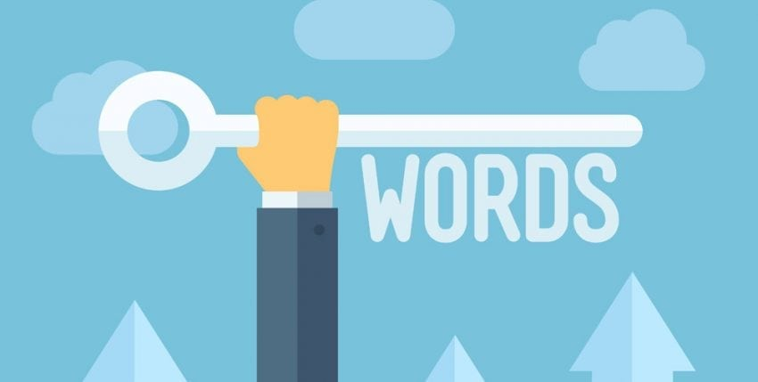 what are keywords internet marketing seo